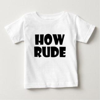 rude baby T-Shirt