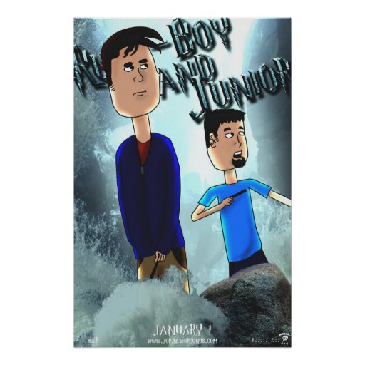 Rude-Boy and Junior Episode 8 Poster