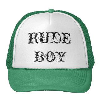 RUDE BOY CAP