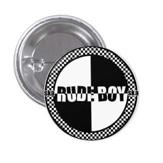 Rude Boy Pin