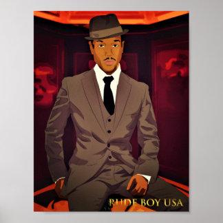 Rude Boy USA - Jerome Dexter Poster