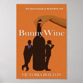 Rude Boy USA Series - BunnyWine Original Book Cove Poster