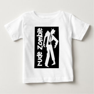 Rude Boy Zombie Baby T-Shirt