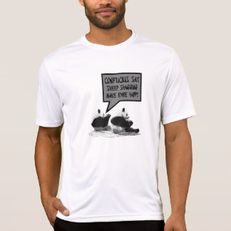 Rude Confucius say Tshirts