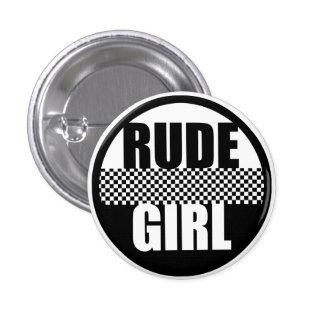 Rude Girl Button