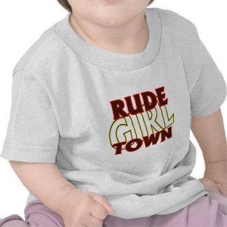 RUDE GIRL TOWN T-SHIRT