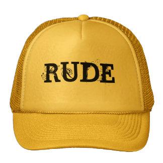 Rude Mesh Hat