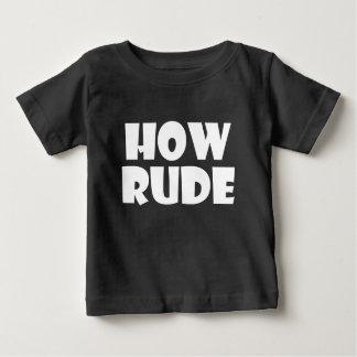 rude shirts