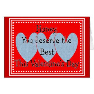 Rude Valentine's Day Card