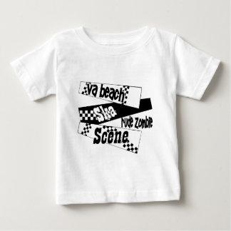 Rude Zombie ska scene T Shirts