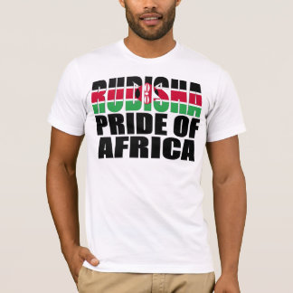 Rudisha Pride of Africa Kenyan Flag T-Shirt