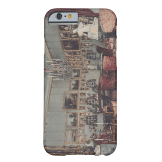 Rudolf Alt- Interior in Palace Windischgratz Barely There iPhone 6 Case