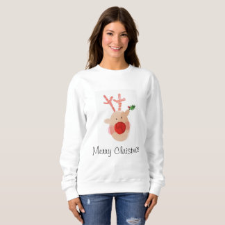 Rudolf Christmas Jumper Sweatshirt
