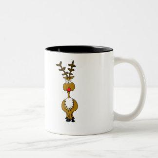 Rudolph 2 coffee mug