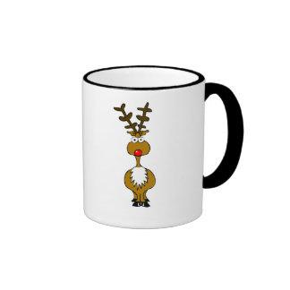 Rudolph 2 mug