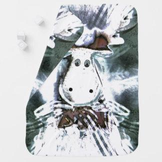 Rudolph Baby Blanket