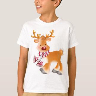 rudolph cartoon shirt