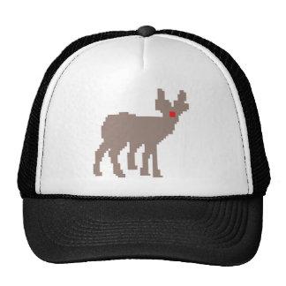 Rudolph Mesh Hats