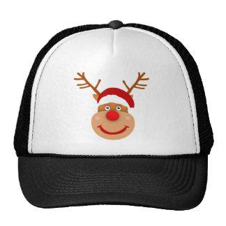 RUDOLPH TRUCKER HATS