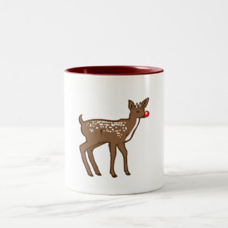 Rudolph Mugs