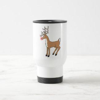 Rudolph the red nose Reindeer Mug
