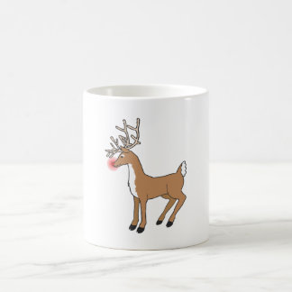 Rudolph the red nose Reindeer Mugs