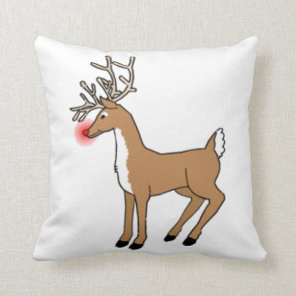 Rudolph The Red Nosed Reindeer Pillows