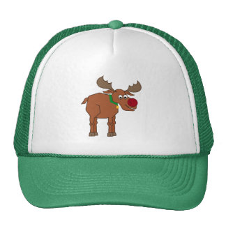 Rudolph the Red Nosed Reindeer Hats