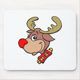 Rudolph the Red Nosed Reindeer Mousepad