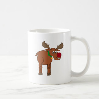 Rudolph the Red Nosed Reindeer Coffee Mugs