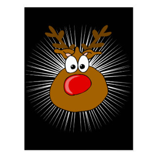 Rudolph the Red Nosed Reindeer Postcard