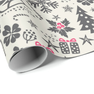 Rudolph the Red-Nosed Reindeer Wrapping Paper