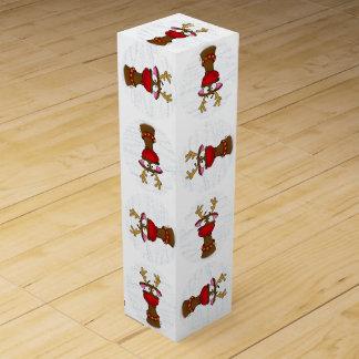 Rudolph, wine gift box