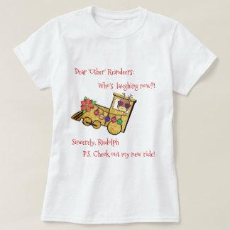 Rudolph's New Ride! T-Shirt
