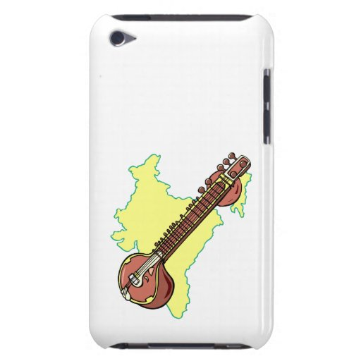 Rudra Vina India Stringed Instrument iPod Touch Cover