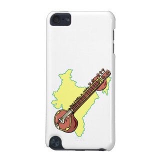 Rudra Vina India Stringed Instrument iPod Touch (5th Generation) Case