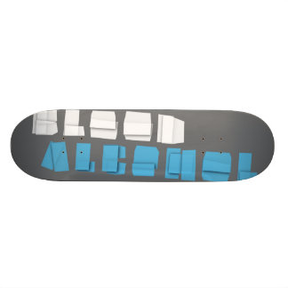 Rudy Gray 21.3 Cm Mini Skateboard Deck