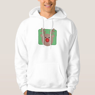 Rudy Reindeer Holiday Hoody