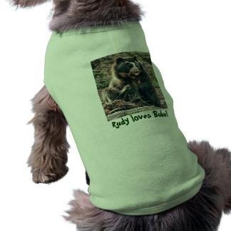 Rudy's Shirt Sleeveless Dog Shirt