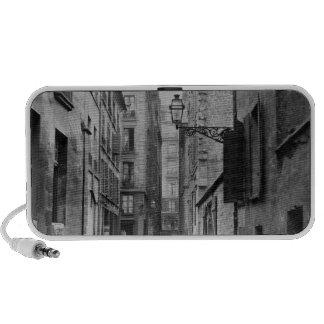 Rue Basse des Ursins, Paris, 1858-78 Travel Speakers