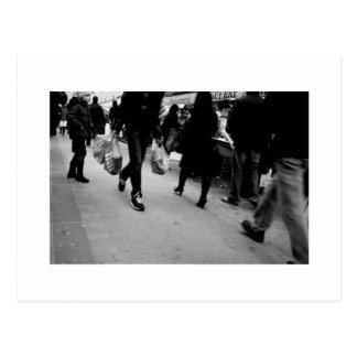 Rue Daguerre Paris 14eme Homage to Agnes Varda 4 Postcard