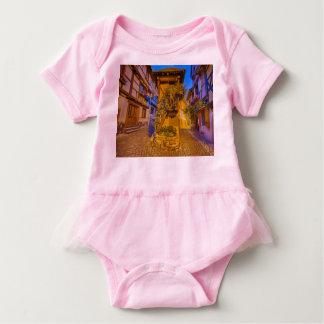 Rue du Rempart-Sud rue l'Allemand-Sud iEguisheim Baby Bodysuit
