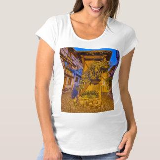 Rue du Rempart-Sud rue l'Allemand-Sud iEguisheim Maternity T-Shirt