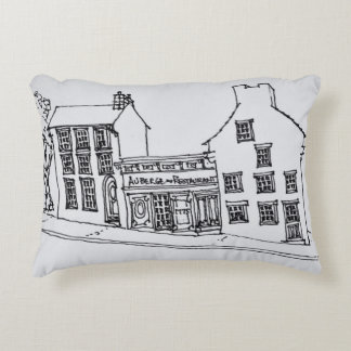 Rue St. Paul Old Town | Montreal, Canada Decorative Cushion