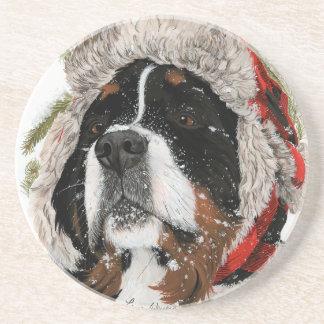 Ruff Winter Coaster