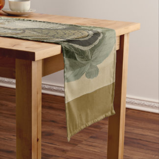 Ruffed Grouse by John Audubon Short Table Runner