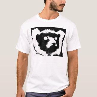 Ruffed Lemur simple T-Shirt