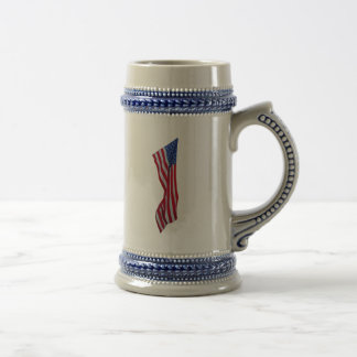Ruffled Flag Stein