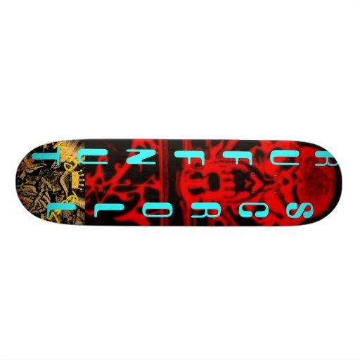 RuffNut Scroll Skate Deck