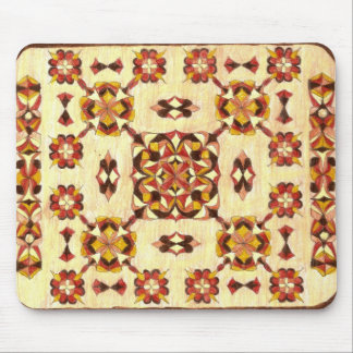 rug design 6 mouse pad